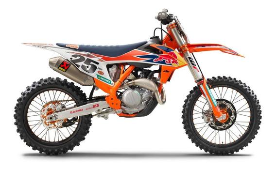 Ktm Sx-f 450 2020 0km Factory Cross No Honda No Yamaha