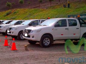 Toyota Hilux Srv 4x4 2013