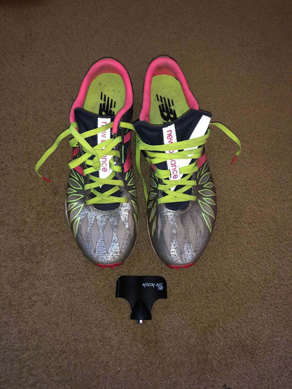Zapatillas Con Clavos Para Atletismo New Balance 24.5 Cm