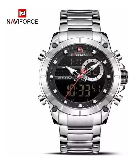 Relógio Masculino Naviforce 9163 Promoção