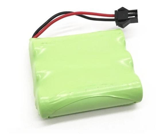 Bateria Carrinho 3,6v 700mah Ni-cd Aa Conector Smp02 - Ofert