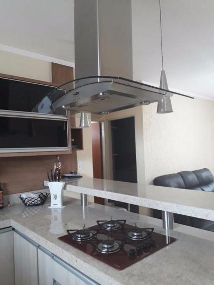 Apartamento Em Loteamento Parque Real Guaçu, Mogi Guaçu/sp De 60m² 2 Quartos À Venda Por R$ 320.000,00 - Ap426537