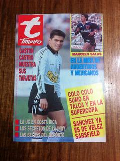 Revista Triunfo Año 9 - Nº 432 Gaston Castro