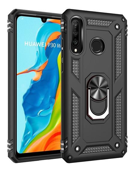 Funda Huawei Case + Cristal Templado