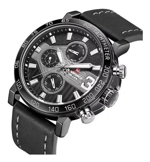 Relógio Naviforce Analógico E Digital 9137 - Pronta Entrega