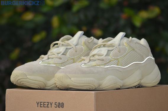 adidas Yeezy 500 Super Moon Yellow Sz 9 Vnds
