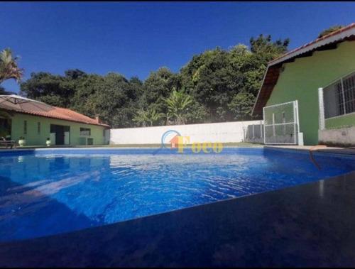 Imagem 1 de 30 de Chácara Com 3 Dormitórios À Venda, 1036 M² Por R$ 900.000,00 - Recanto Princesa Da Colina - Itatiba/sp - Ch0240