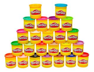 Caja Con 24 Botes Play-doh