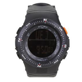 Relógio Digital Gonew Masculino - Cor Preto
