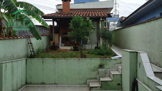 Casa Residencial À Venda, Parque Maria Domitila, São Paulo. - Ca0313