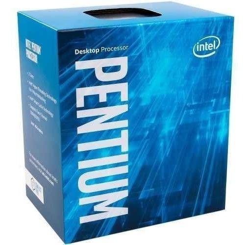 Processador Intel Pentium Dual Core G4560 3.5ghz Lga 1151