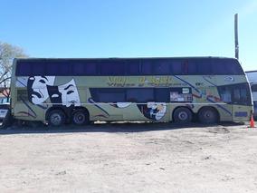 * Micro.omnibus Marcopolo Paradise Doble.piso Doble.eje 2001