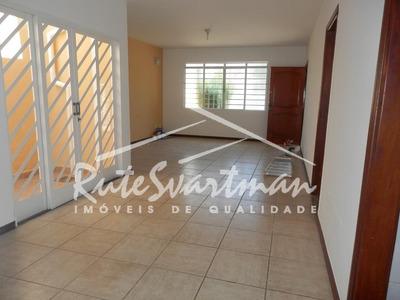 Casa Com 3 Dormitórios À Venda Por R$ 630.000 E Locação Por R$ 2.680,00 - Cidade Universitária - Campinas/sp - Ca3331