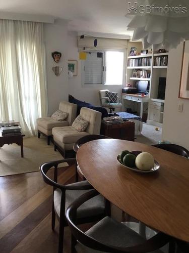 Imagem 1 de 15 de Apartamento - Brooklin Novo - Ref: 10823 - V-ca-prati1010