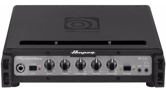 Cabezal Para Bajo Ampeg Portaflex Pf-350 350w Rd Music