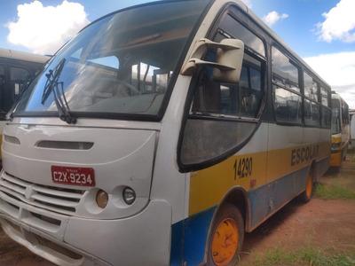 Cód. 158 Micro Ônibus Urbano Para Motor Home Ou Food Truck