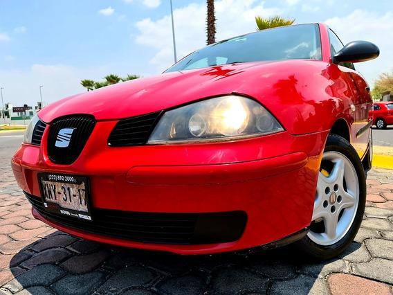 Seat Ibiza 1.6 Sport Tiptronic 3p Mt 2007