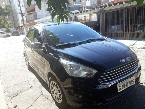 Ford Ka 2018 1.5 Sel Flex 4p
