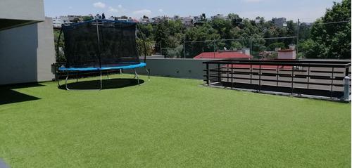 Imagen 1 de 14 de Casa En Condominio En Renta, Lomas Hipódromo