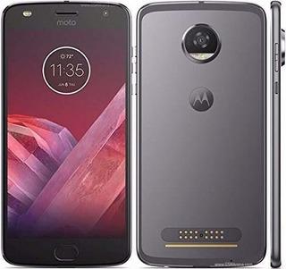 Smartphone Motorola Moto Z2 Play Xt1710-01 32gb Pant 5.5 12