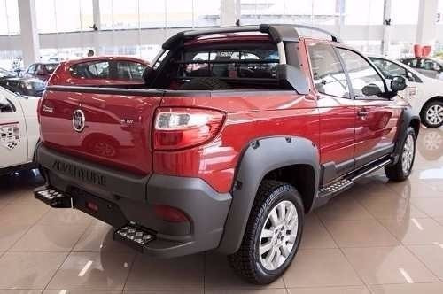_ Fiat Strada Adventure 1.6 100 % Financiado!!!