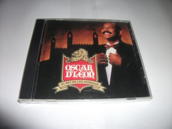 Cd - Oscar D Leon El Rey De Los Soneros Lacrado Importado