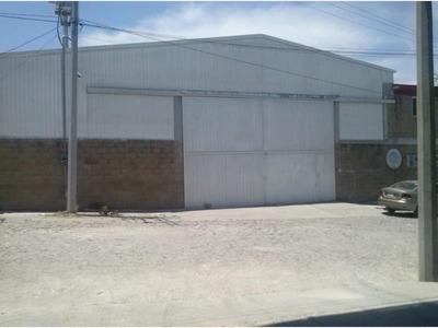 Nave Industrial En Venta Carr Qro, Mex San Isidro Miranda