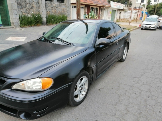 Pontiac Grand Am 2002 Gt Coupe Piel Qc Cd Mt