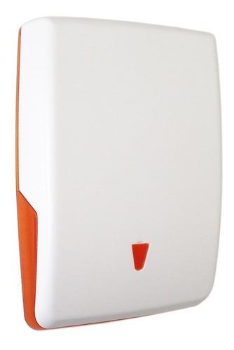 Sirena Exterior Para Alarmas Marshall Con Led Estrobo Sp-300