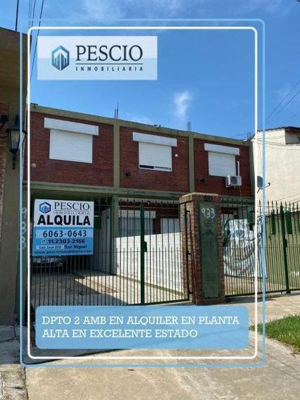 () Excelente Departamento 2 Ambientes San Miguel