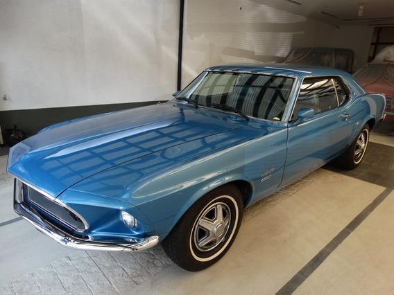 Mustang, Original, Lindo, (bom Investimento)