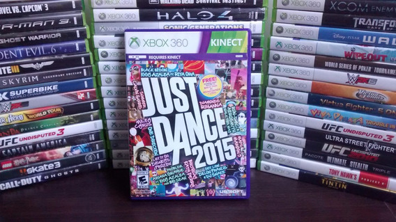 Just Dance 2015 Xbox 360 - Original - Mídia Física Frete 12