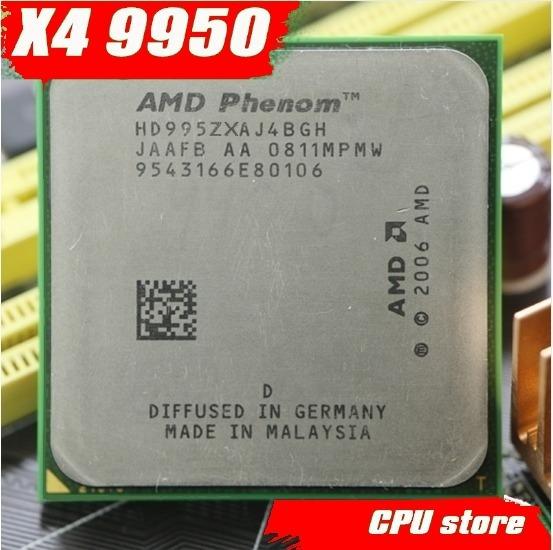Phenom X4 9950 Processador Quad-core Black Editon Am2