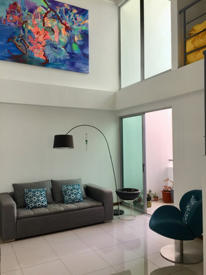 Penthouse Tipo Loft En Real Cariari