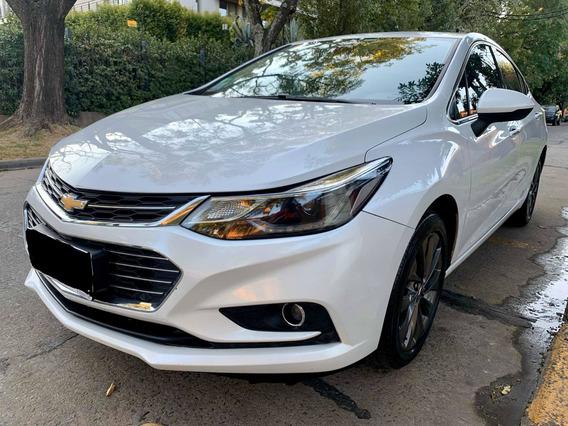Chevrolet Cruze 1.8 Ltz At 141cv 2016 Impecable Financio