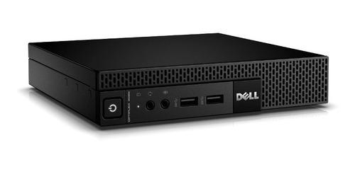 Imagem 1 de 3 de Micro Computador Dell 3020m I5 4590t 8gb Memória Ssd120gb