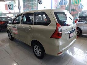 Toyota Avanza 2019 Le Tm