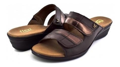 Zapato Confortflexi 100002 Cafe Nebula 22.0 - 27.0 Damas