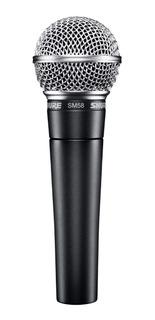 Shure Sm58 Micrófono Dinámico Vocal - Distribuidor Oficial