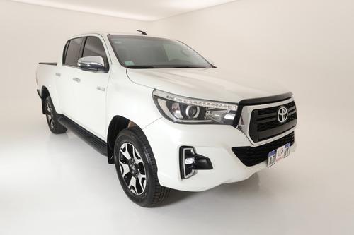 Toyota Hilux 2.8 Tdi Srx 4x2 At 2019