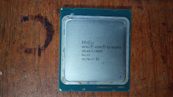 Processador Intel Xeon E5-2620 V2 2.10ghz Six Core