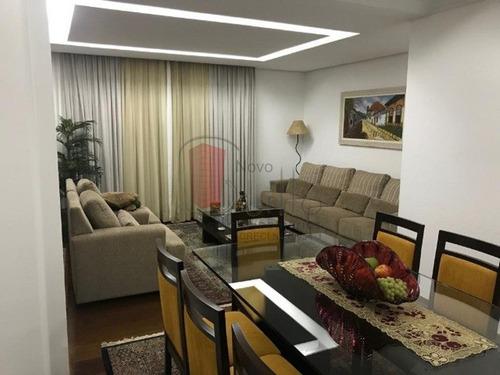 Imagem 1 de 15 de Apartamento - Vila Moinho Velho - Ref: 9486 - V-9486