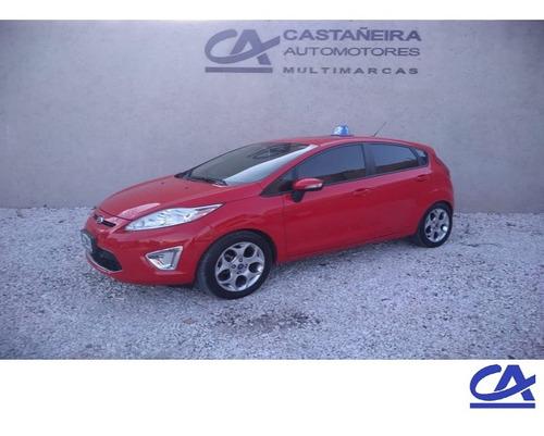 Ford Fiesta Kinetic Design 1.6 5p Titanium 2013