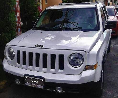 Jeep Patriot Limited 2011 Excelentes Condiciones