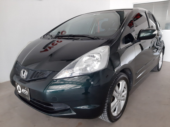 Honda Fit Ex 1.5 (impecable)