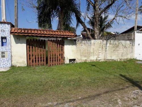 Linda Casa Lado Praia No Gaivota Em Itanhaém - 5724 | Npc