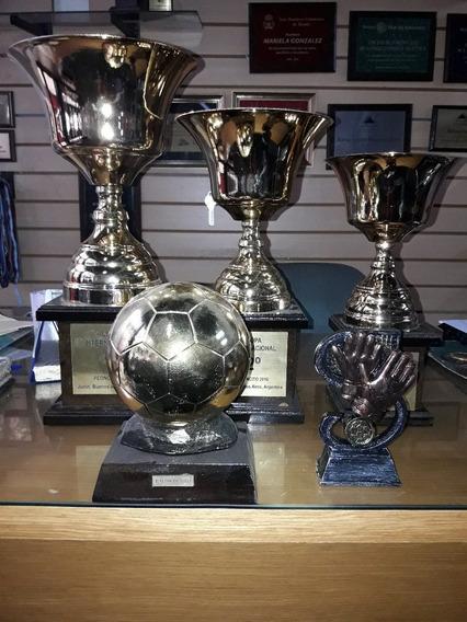 Copa Trofeo Terna Goleador Valla Menos Vencida