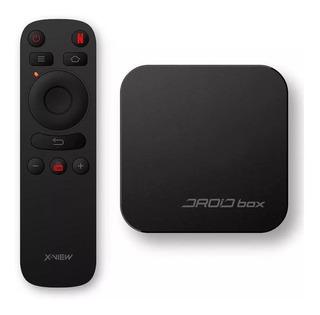 Convertidor De Smart + Consola X-view Droidbox S Plus 2 En 1