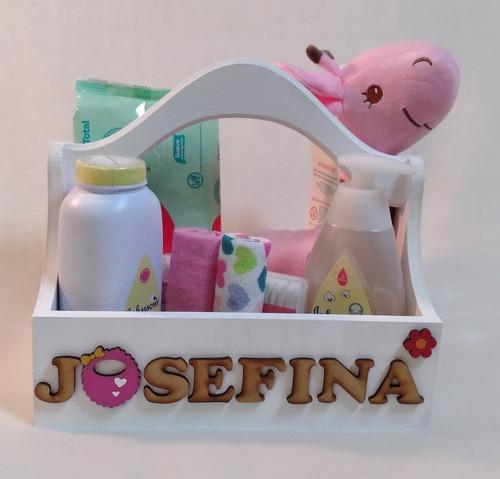 Canasta Regalo Bienvenida De Bebe, Nacimiento, Baby Shower