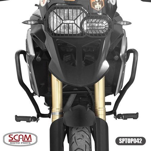 Protetor Motor Carenagem Bmw F800gs 2008+ Scam Sptop042